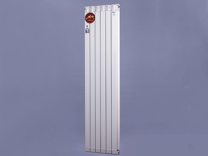 新飞铜铝复合防熏墙 75*75暖气片