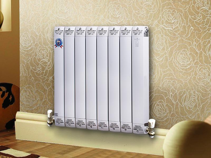 铜铝复合暖气片80*80