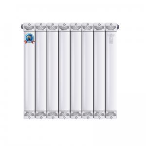 铜铝80×80新曲面大水道暖气片